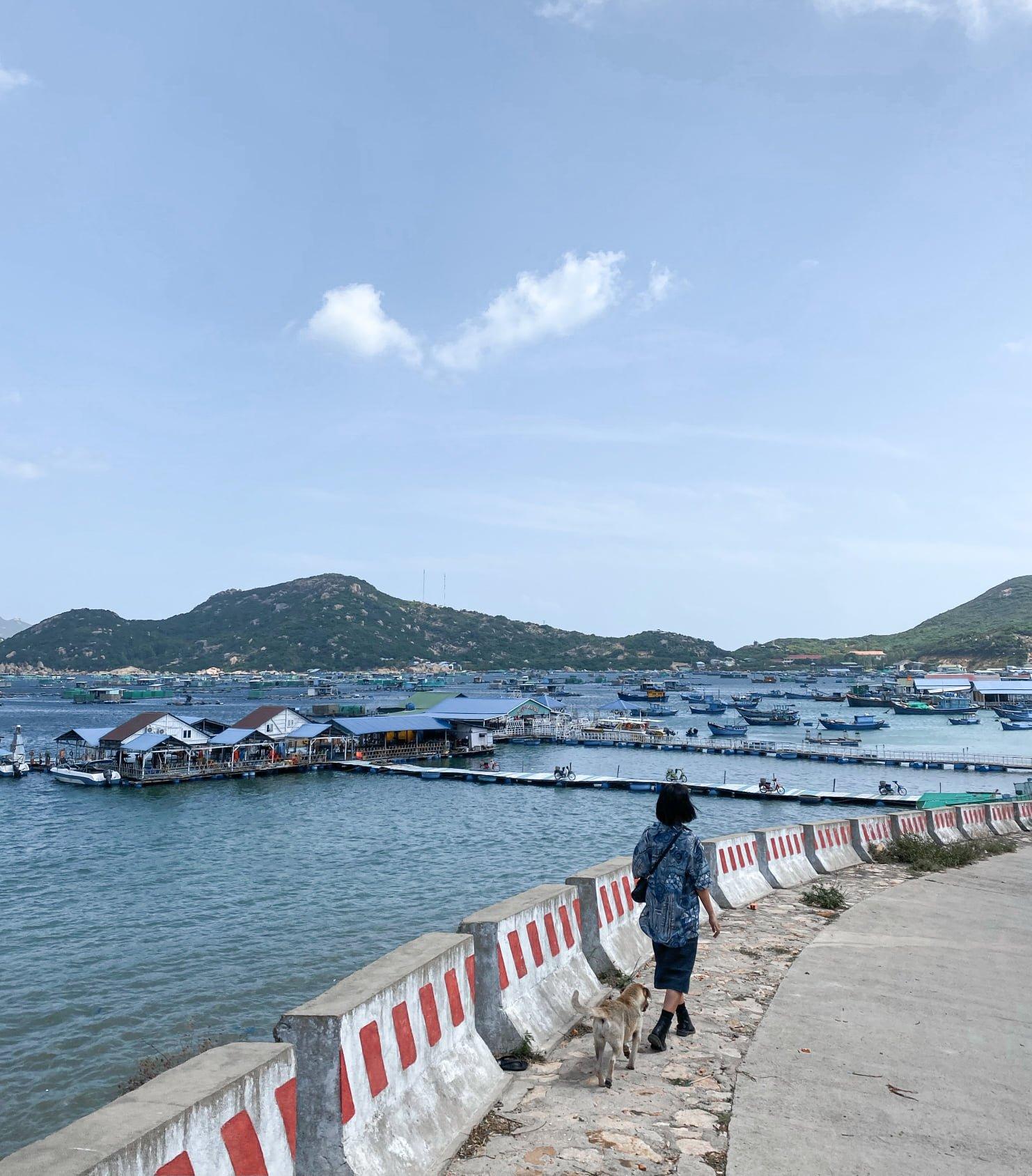 Gợi ý khách sạn, homestay nghỉ trên đảo Bình Ba