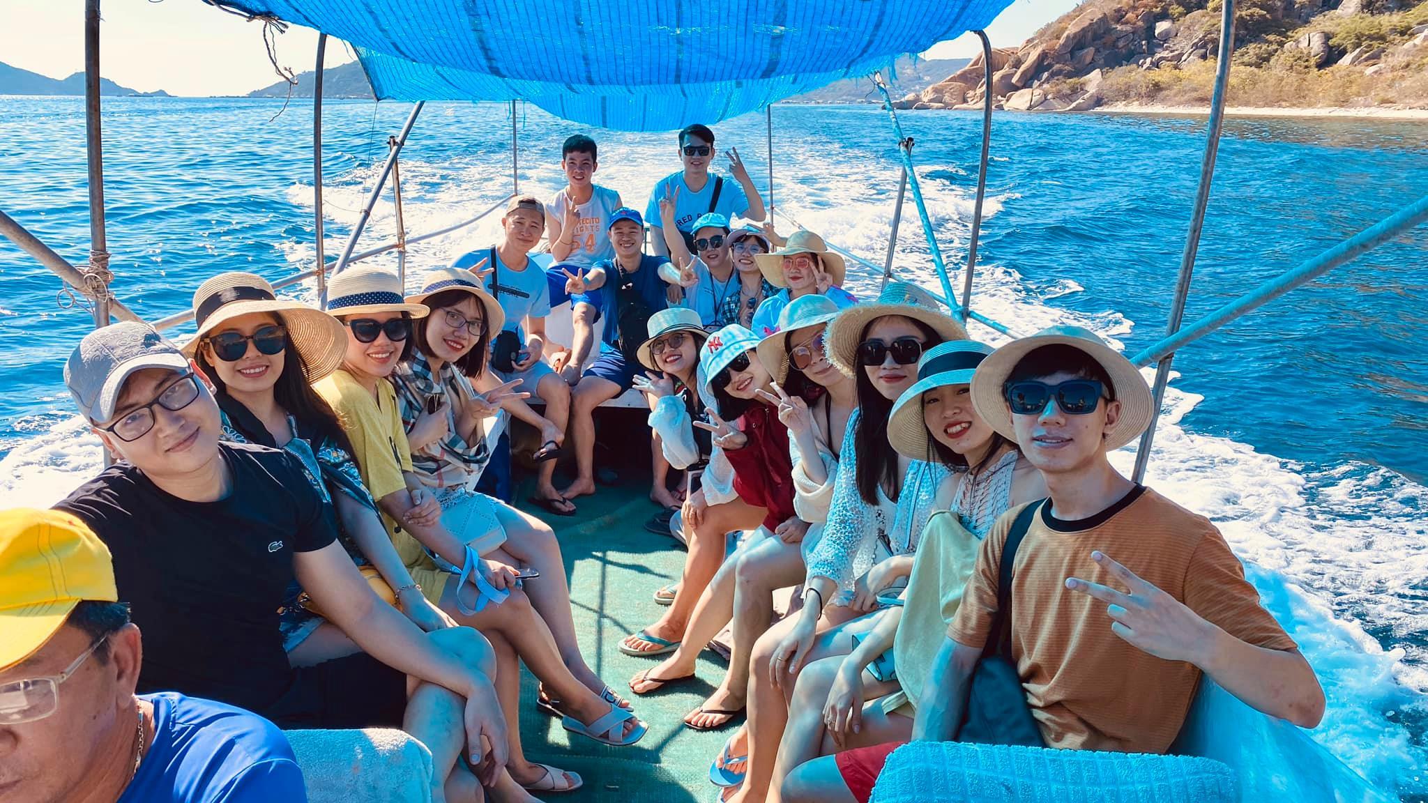 Cảng Ba Ngòi ra đảo Bình Ba đi như thế nào?