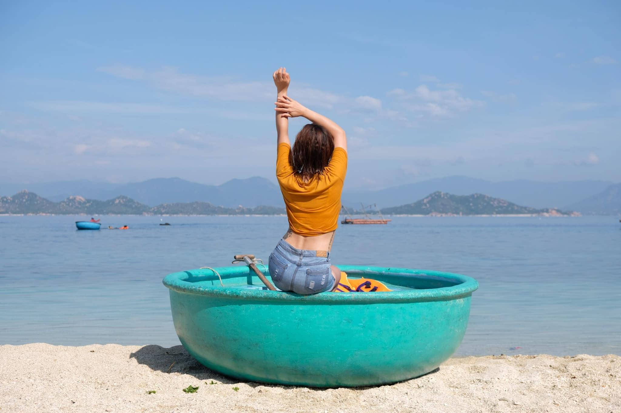 Trải nghiệm nên thử khi đến đảo Bình Ba