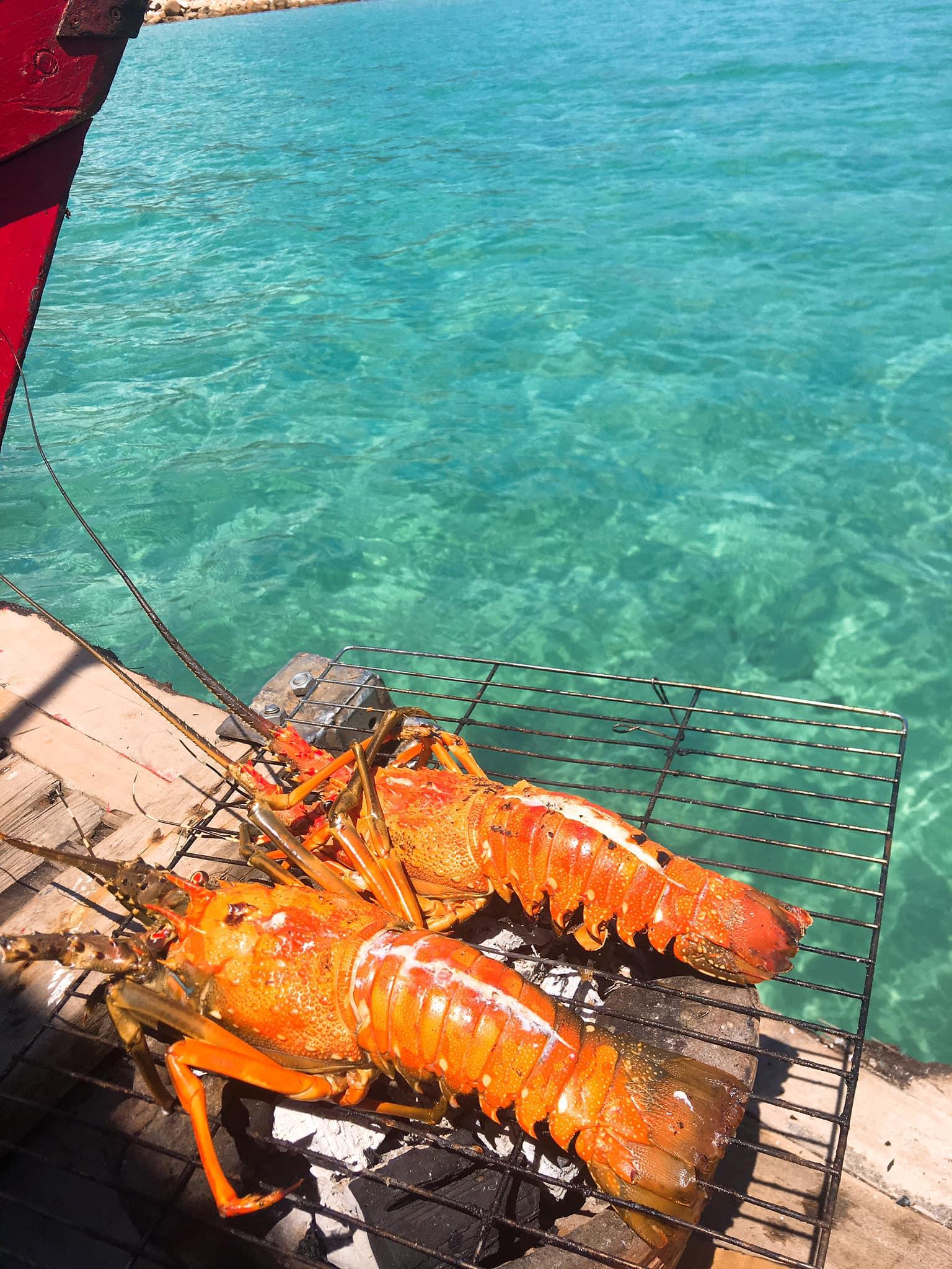 Đặc sản đảo Bình Ba