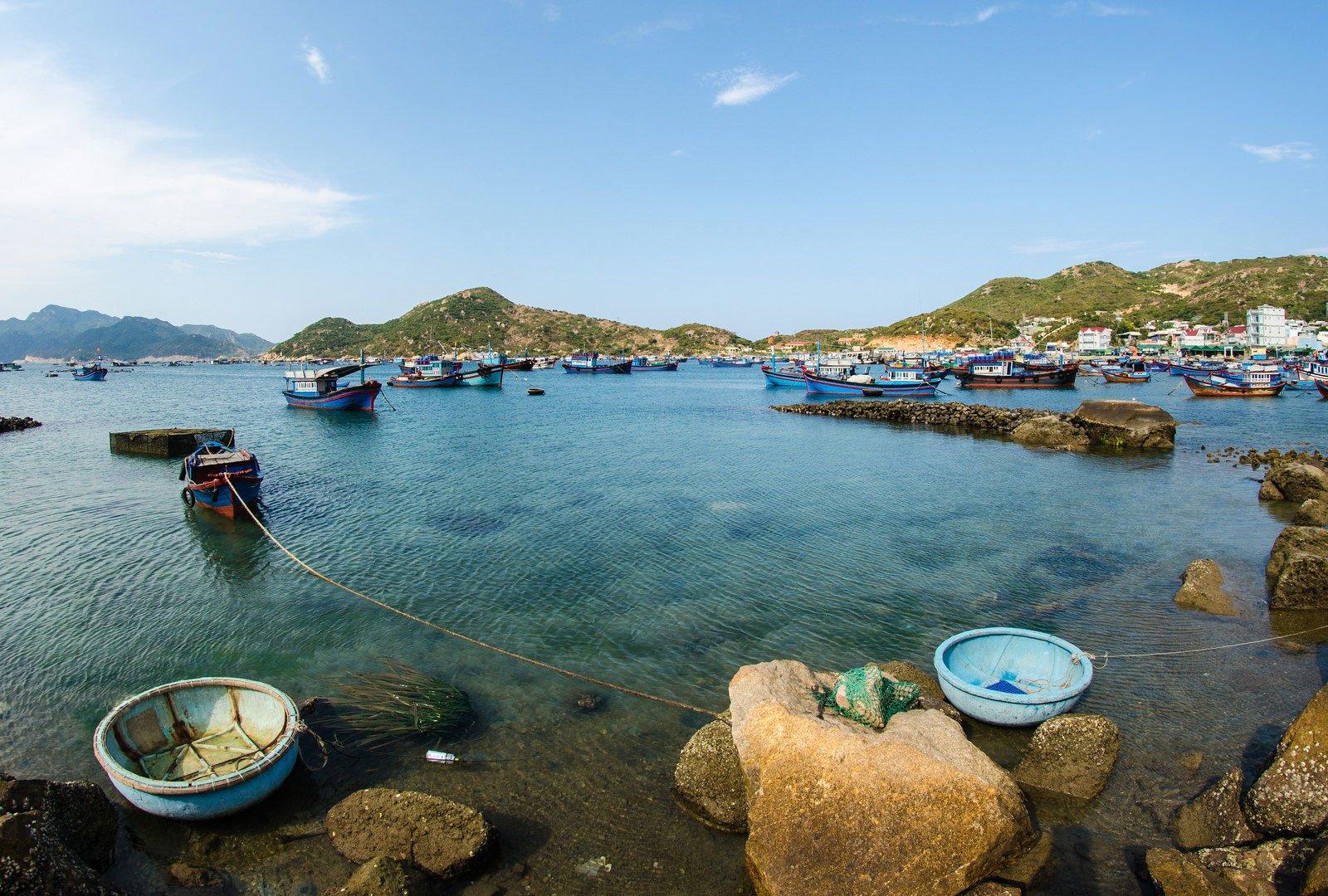 Gợi ý một số tour đảo Bình Ba