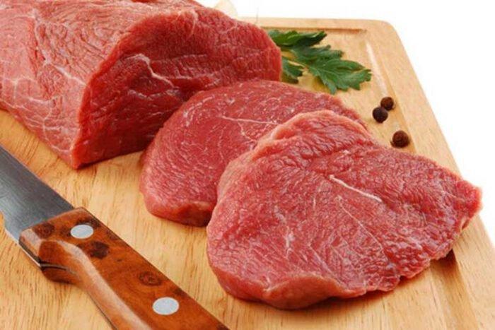 Chả bò Đà Nẵng làm từ thịt tươi