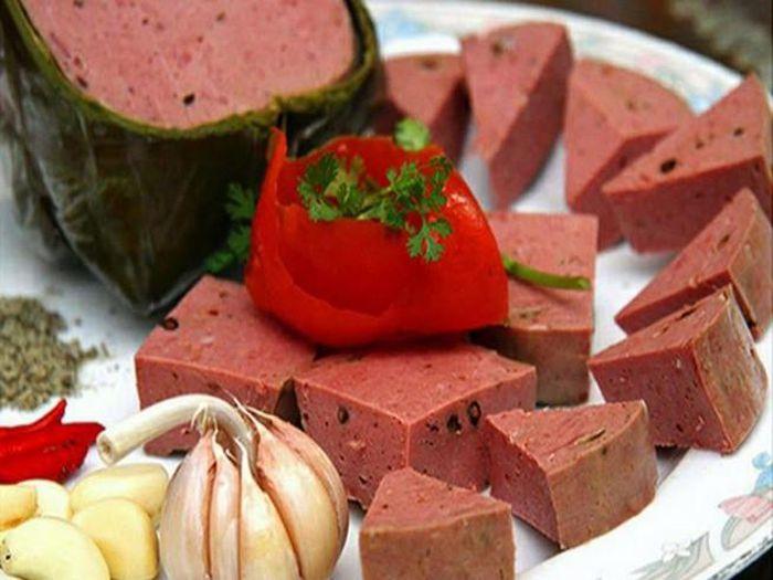 Đặc sản Đà Nẵng - Chả Bò