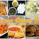 Đặc sản Quảng Ninh