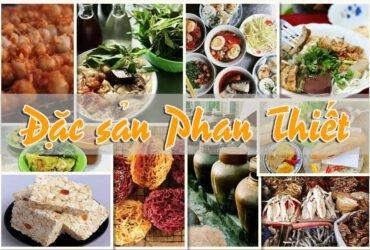 Đặc sản Phan Thiết