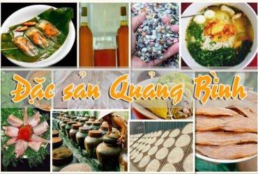 Đặc sản Quảng Binh