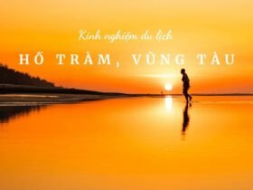 Du lịch Hồ Tràm Vũng Tàu