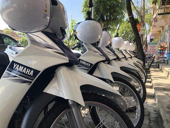 Cho thuê xe máy ở Ninh Bình uy tín chất lượng giá rẻ