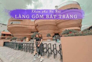 Lang gốm Bát Tràng Hà Nội
