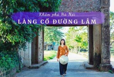 Làng cổ đường Lâm Sơn Tây Hà Nội