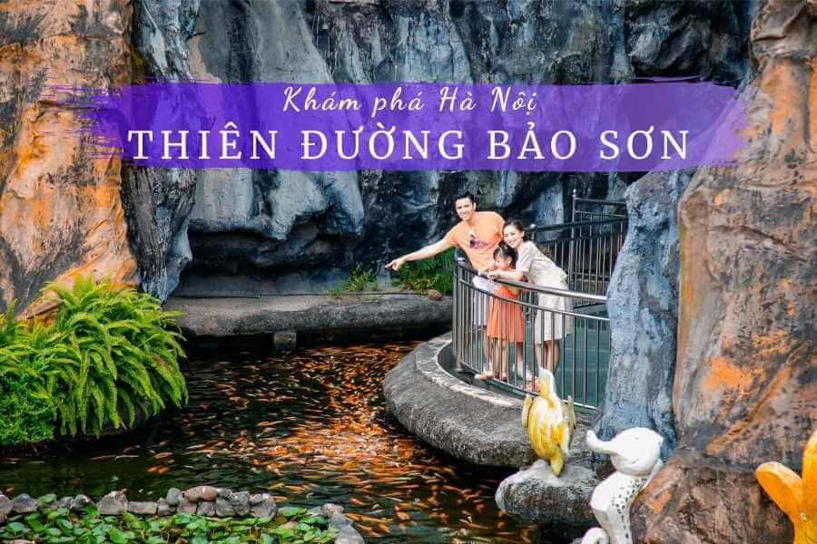 Thiên đường Báo Sơn Hà Nội