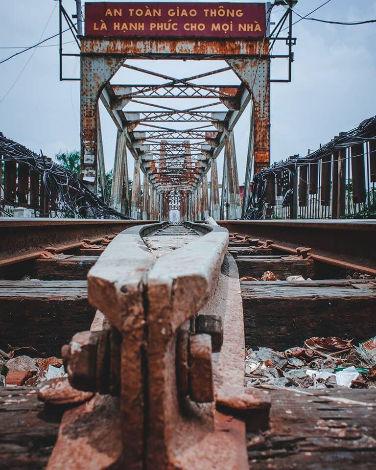 Cầu Long Biên được thiết kế ra sao?