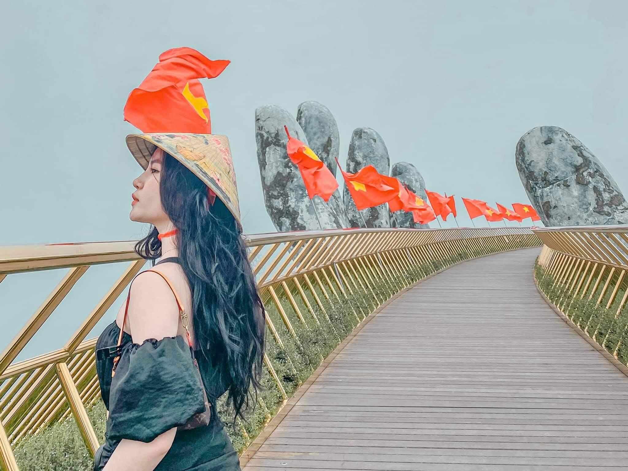 Cầu ở Đà Nẵng trở thành biểu tượng