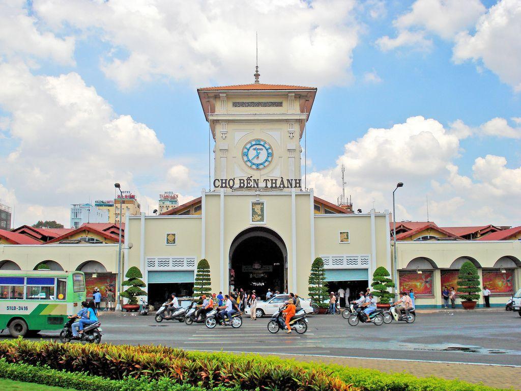 Khám phá chợ Bến Thành:  Khu chợ cổ trở thành biểu tượng của Sài Gòn