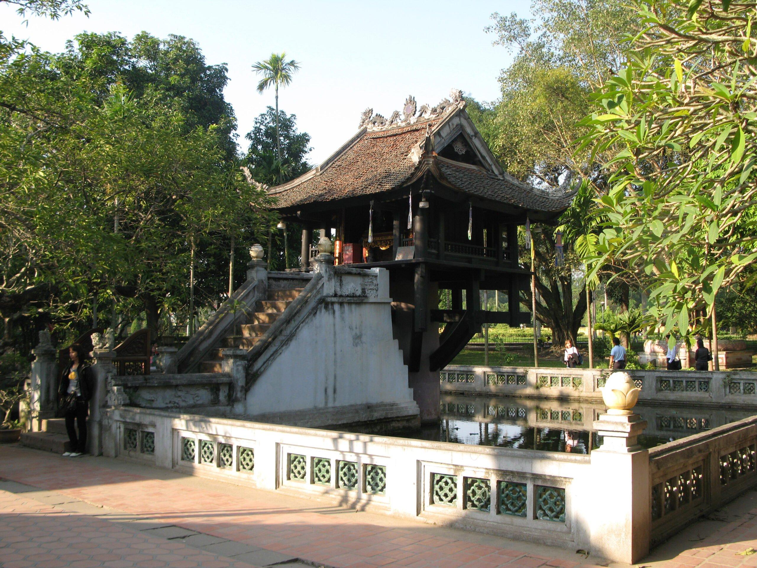 Giới thiệu chung về chùa Một Cột