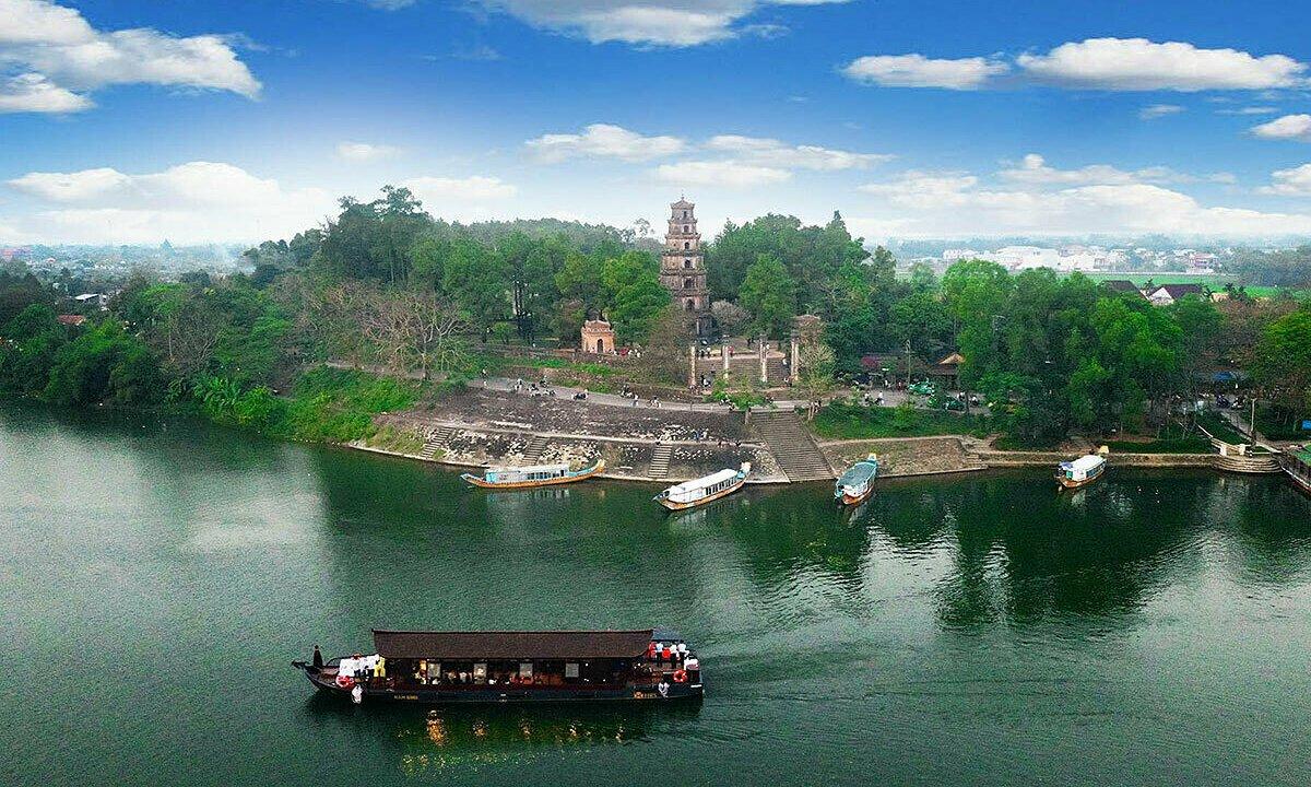 Giới thiệu chung về chùa Thiên Mụ