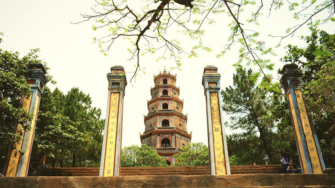 Lịch sử và ý nghĩa tên chùa Thiên Mụ