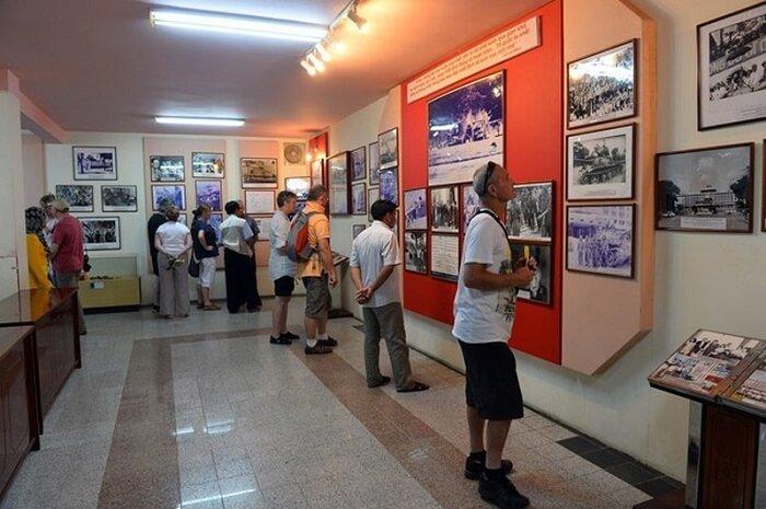 Khu chuyên đề Dinh Độc Lập Sài Gòn