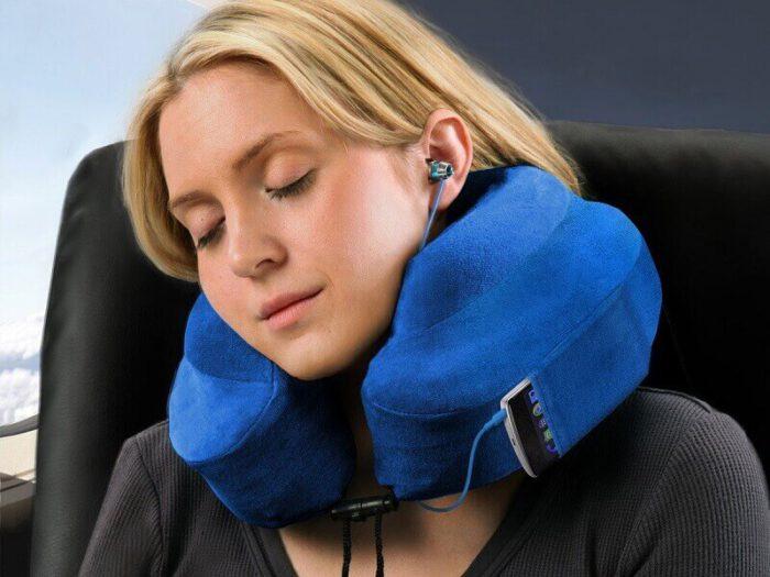 Cabeau Evolution Travel Pillow - gối chữ U cao cấp đi du lịch