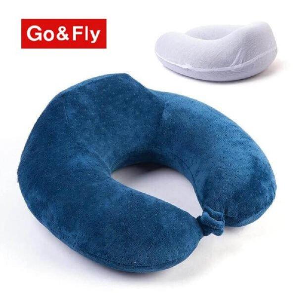 Go & Fly - Gối chữ U đi du lịch giá rẻ được nhiều người ưa chuộng