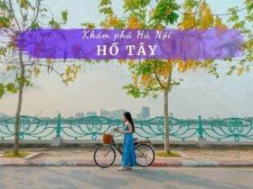 Du lịch Hồ Tây Hà Nội