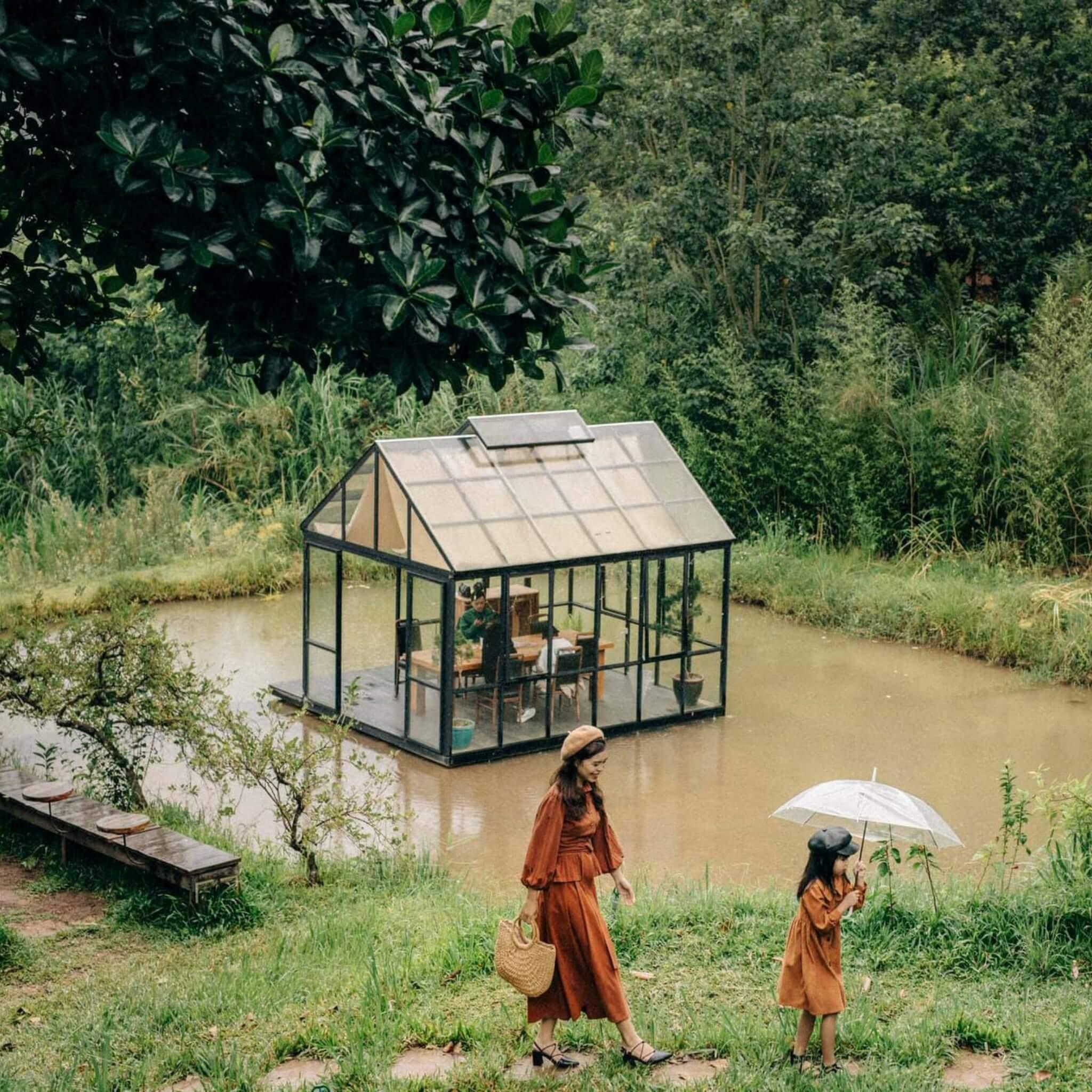 Những homestay Đà Lạt trải nghiệm sống giữa rừng, núi