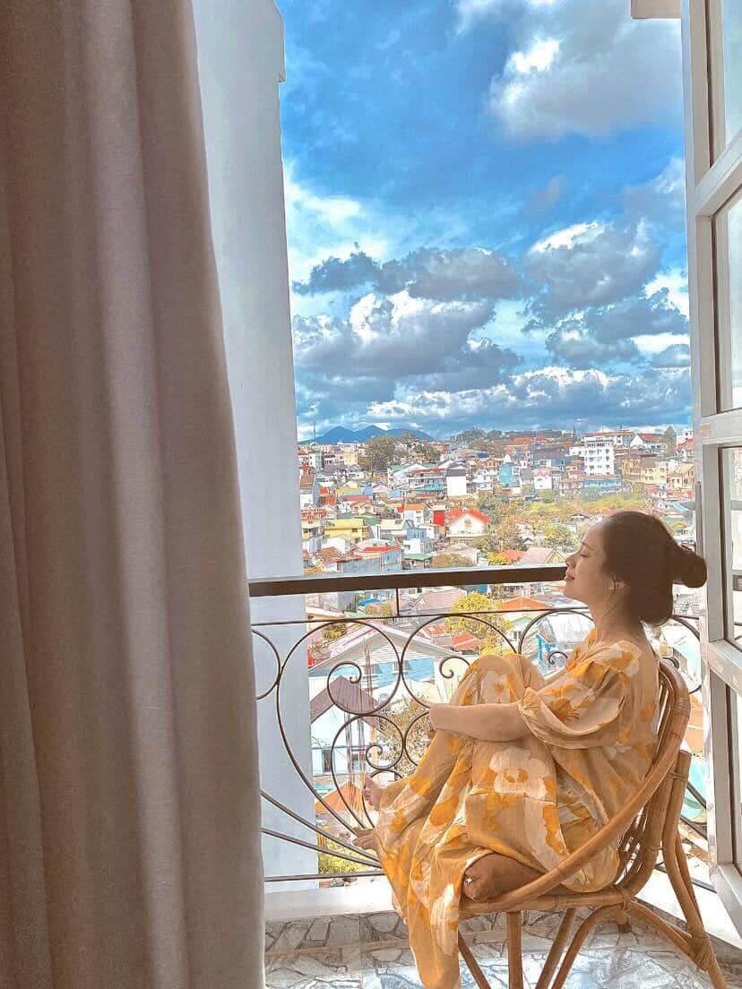 Homestay Đà Lạt có view đẹp mê lòng
