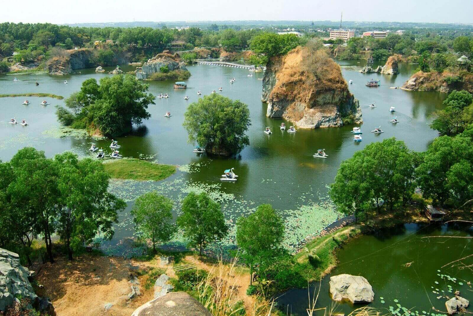 Khu du lịch Bửu Long, Đồng Nai