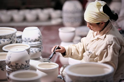 Làng gốm Bát Tràng, Gia Lâm, Hà Nội