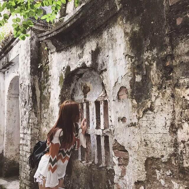 """Điểm check –in """"hút like"""" tại làng gốm Bát Tràng"""