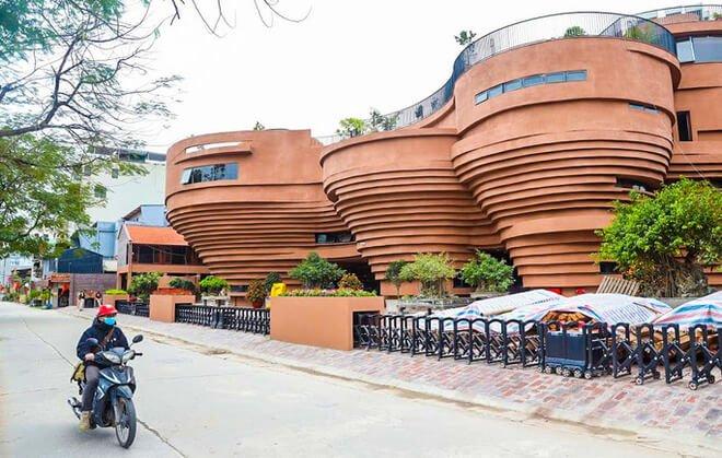 Trung tâm Tinh hoa Làng nghề Việt