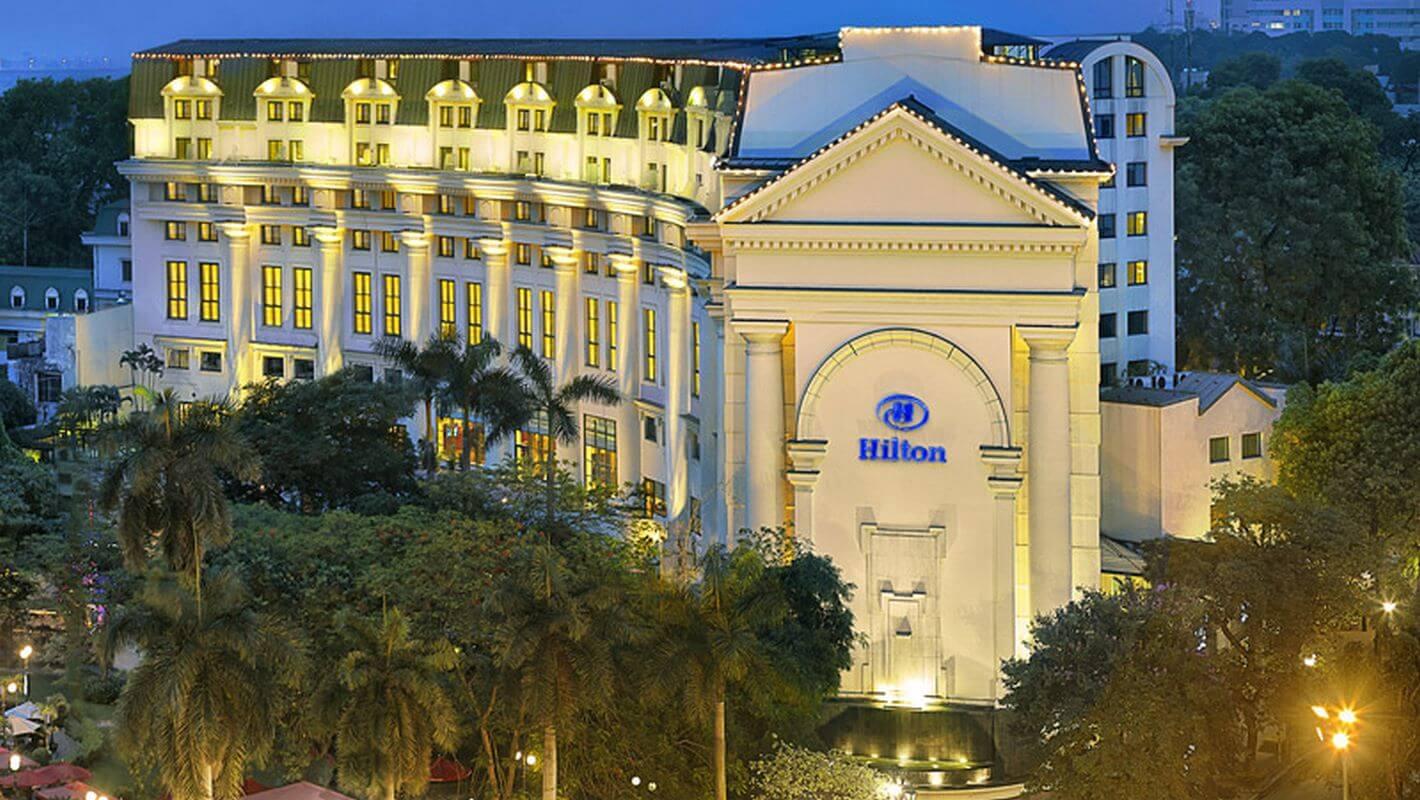 Khách sạn gần Nhà hát lớn Hà Nội