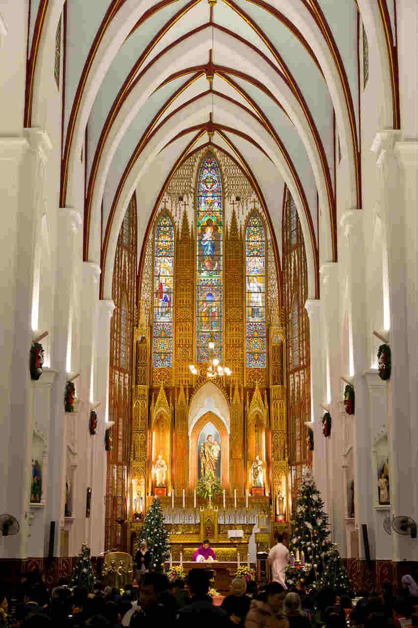 Giá vé nhà thờ lớn Hà Nội