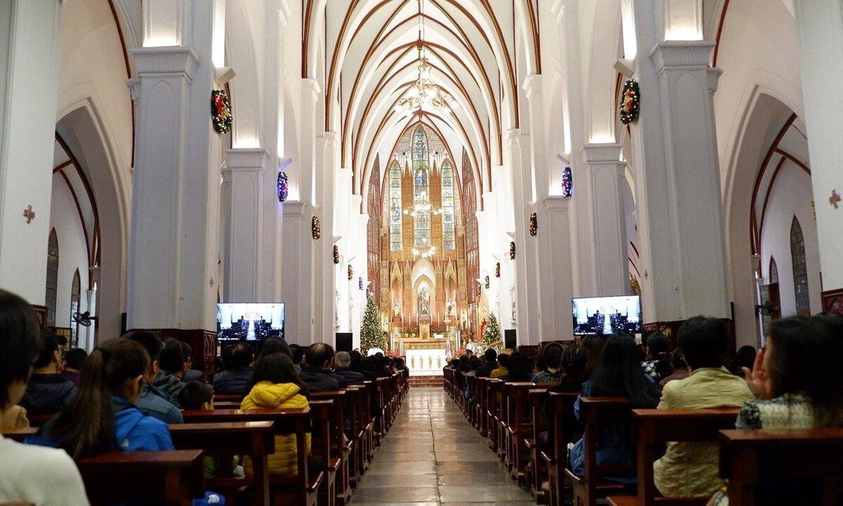 Trải nghiệm khi đến Nhà thờ lớn Hà Nội