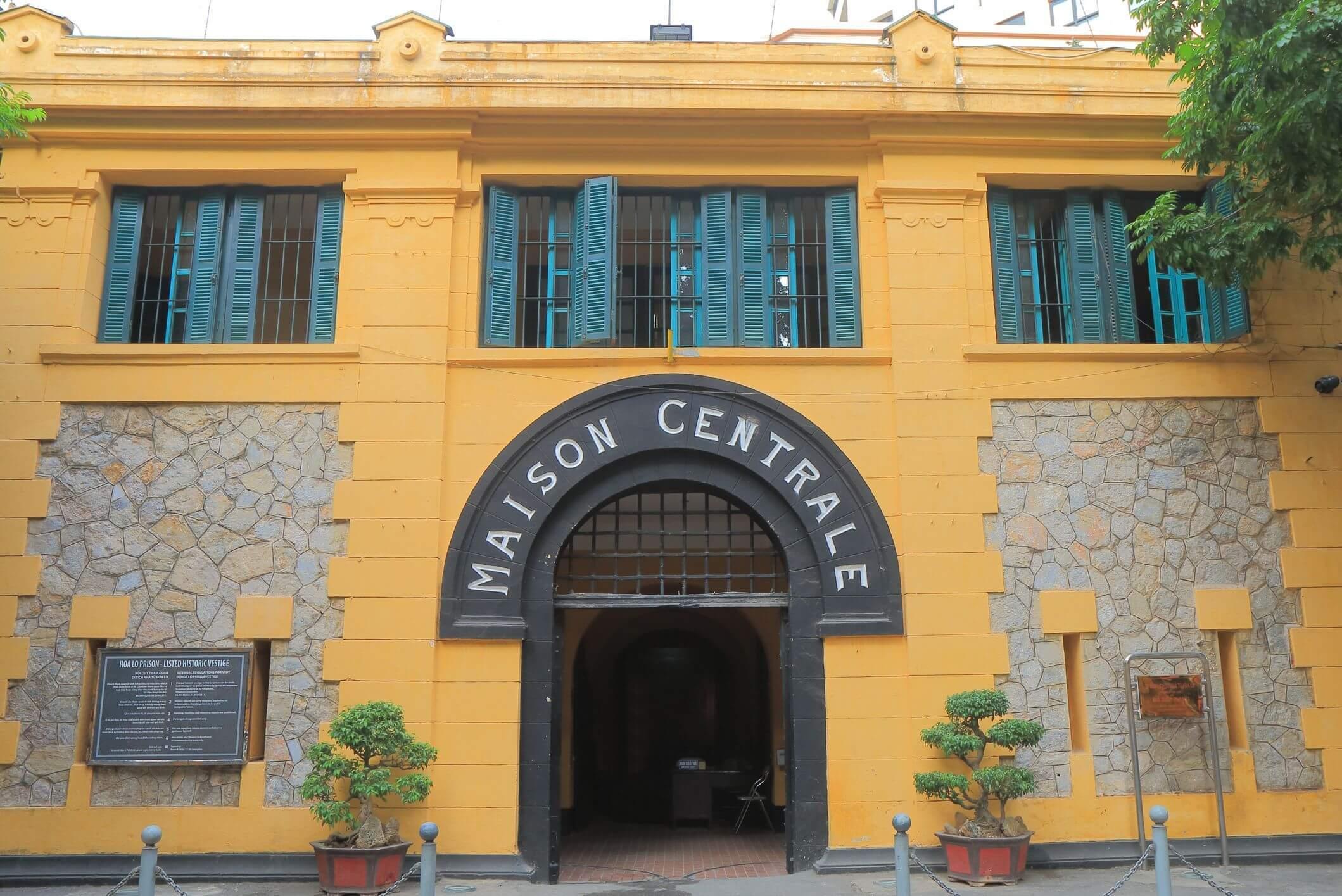 Nhà tù Hỏa Lò, Hà Nội