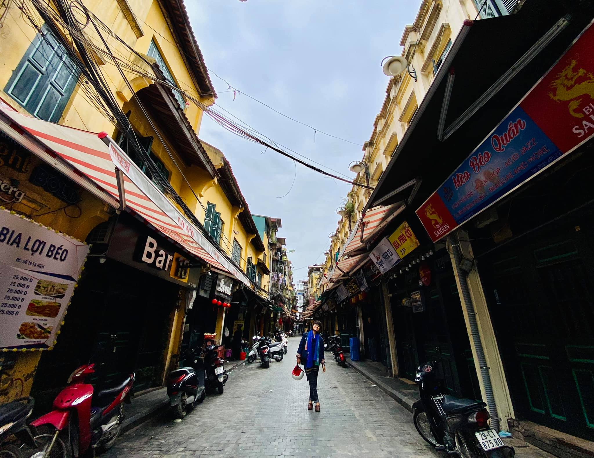 Một số trải nghiệm thú vị ở phố cổ Hà Nội