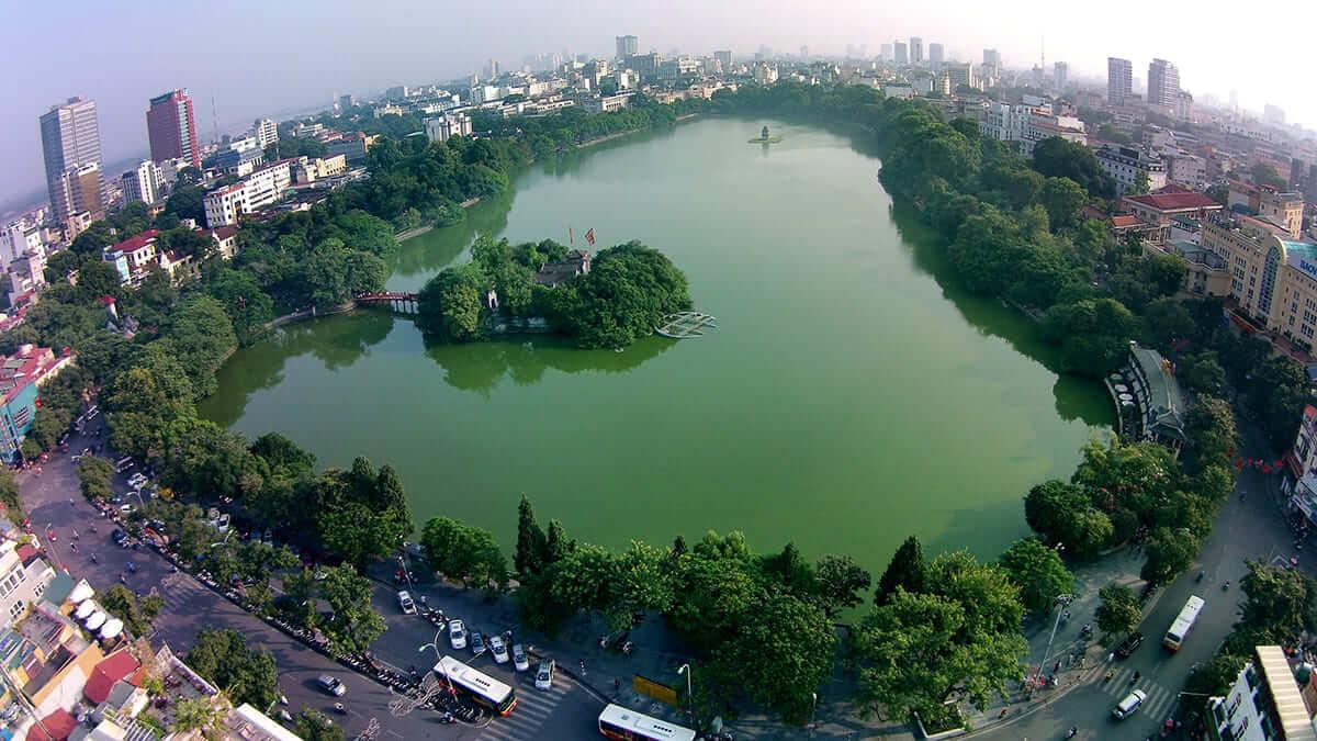 Những địa điểm du lịch nổi tiếng ở Phổ Cổ Hà Nội