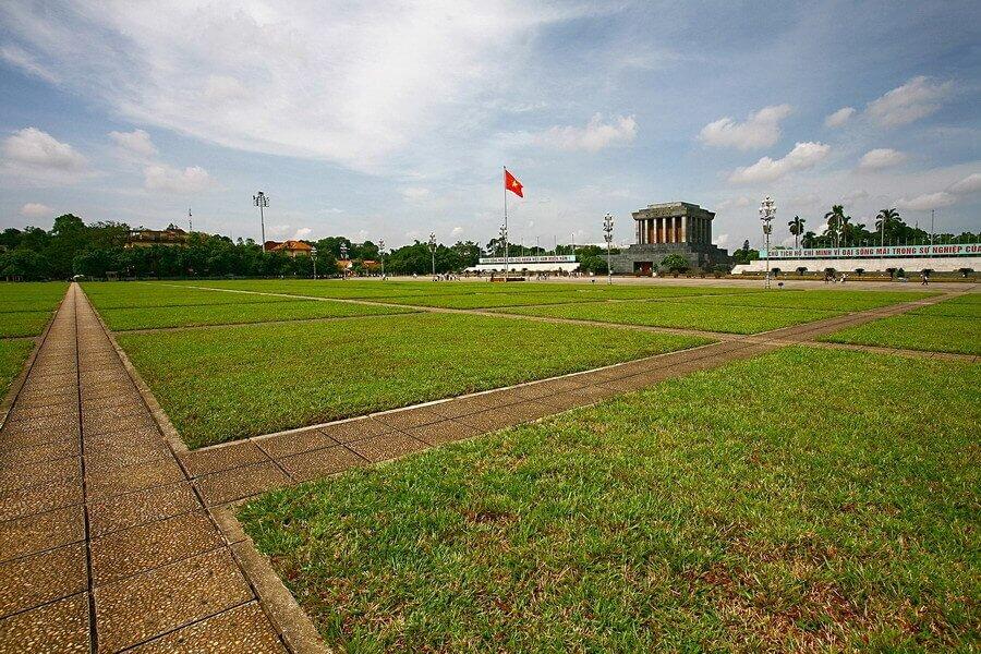 Quảng trường Ba Đình, Hà Nội
