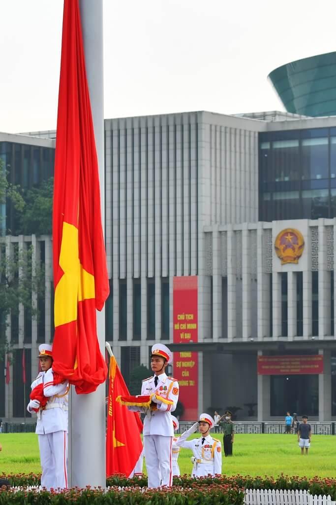 Trải nghiệm không nên bỏ lỡ ở quảng trươn Ba Đình, Hà Nội