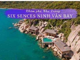 Six Sences Ninh Vân Bay