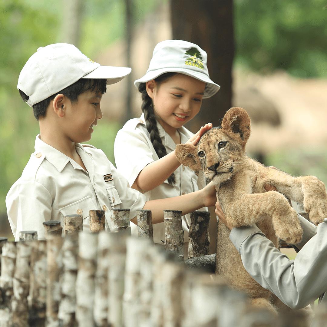 Đôi nét về Vinpearl Safari Phú Quốc