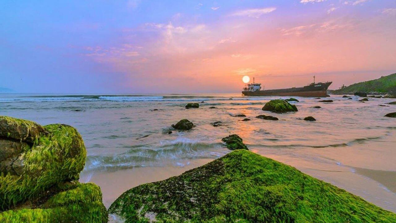 Bãi biển Đà Nẵng - Nam Ô