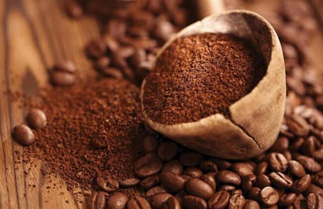 Cà phê rang xay