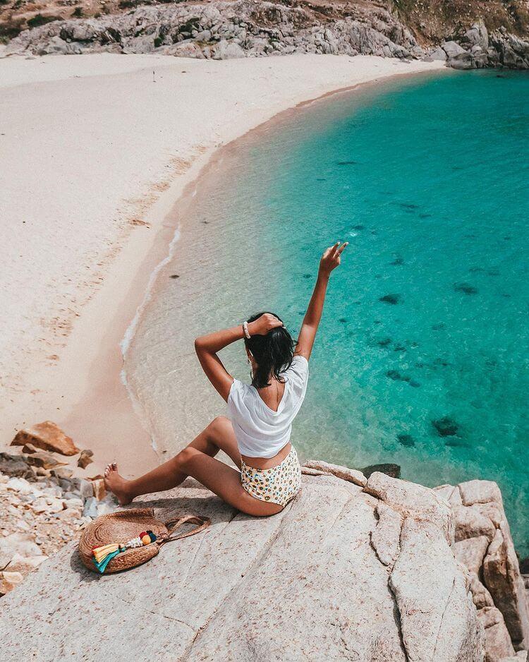 Địa điểm vui chơi trên đảo Bình Hưng