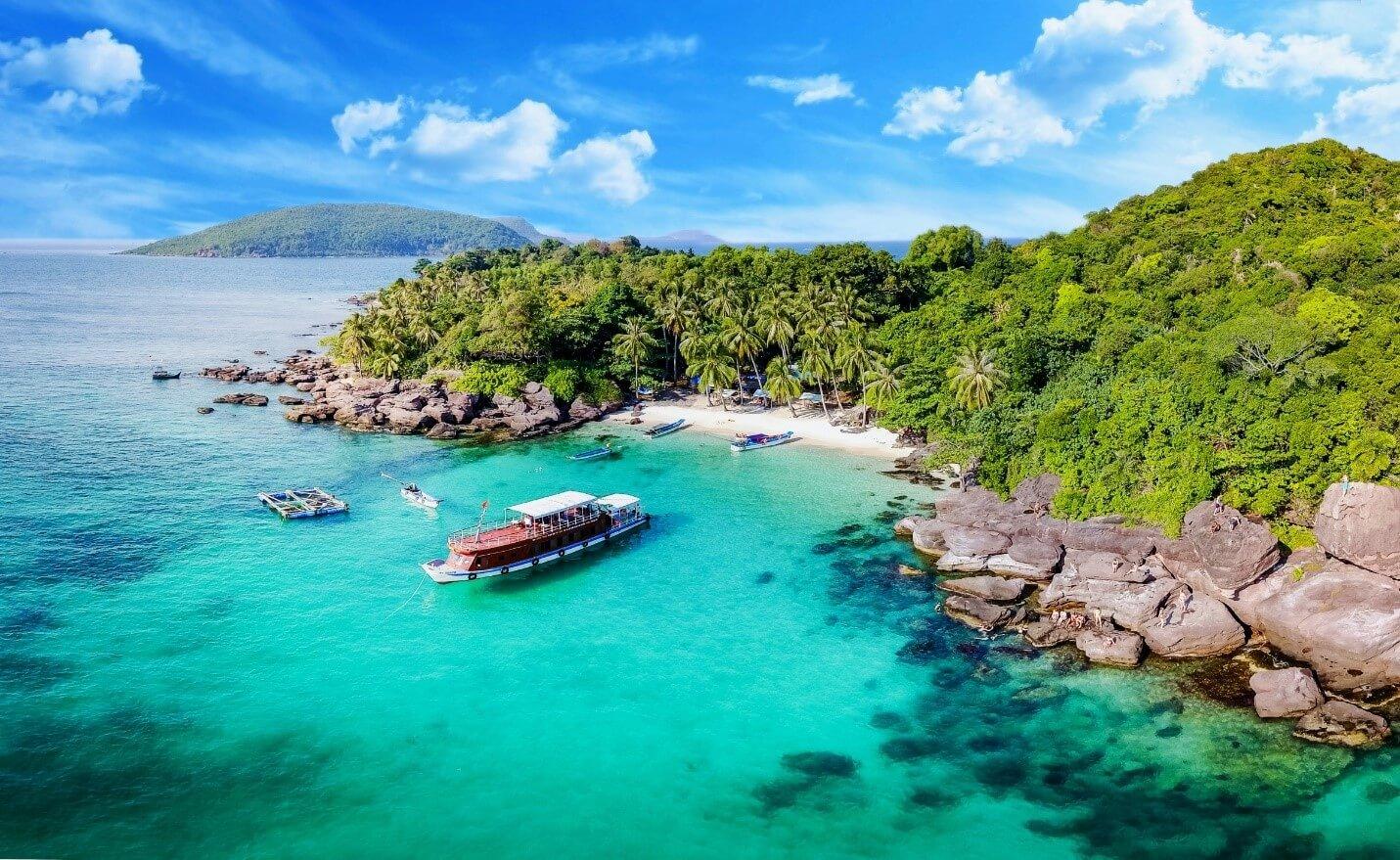 Các đảo nhỏ tại Phú Quốc