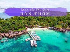 Hòn Thơm Phú Quốc