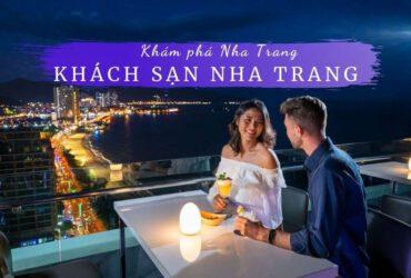 Khách sạn Nha Trang gần biển, view biển có bể bơi