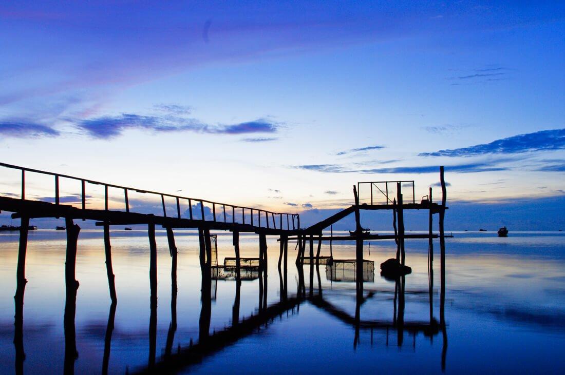 Làng chài Phú Quốc hoang sơ