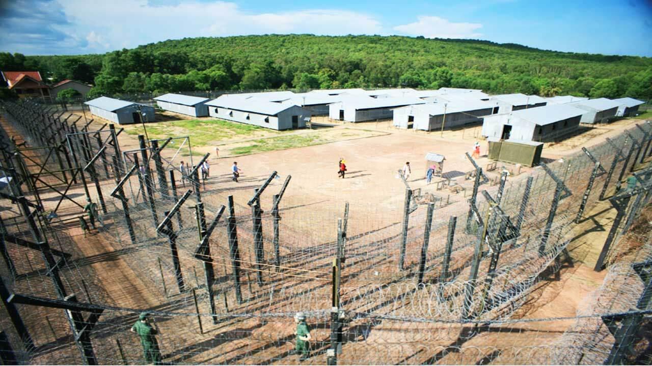 Lịch sử nhà tù Phú Quốc