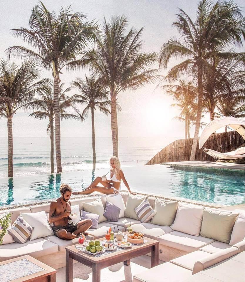 Resort Nha Trang gần biển